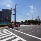 汐先橋交差点